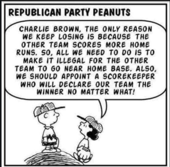 Republican Party Peanuts